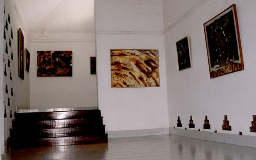 Akademi Art Gallery, Thrissur